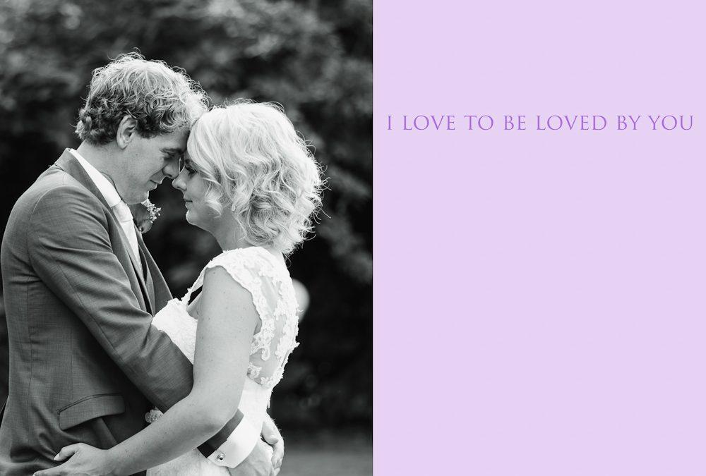Lisette en Michel, een romantische vintage bruiloft.