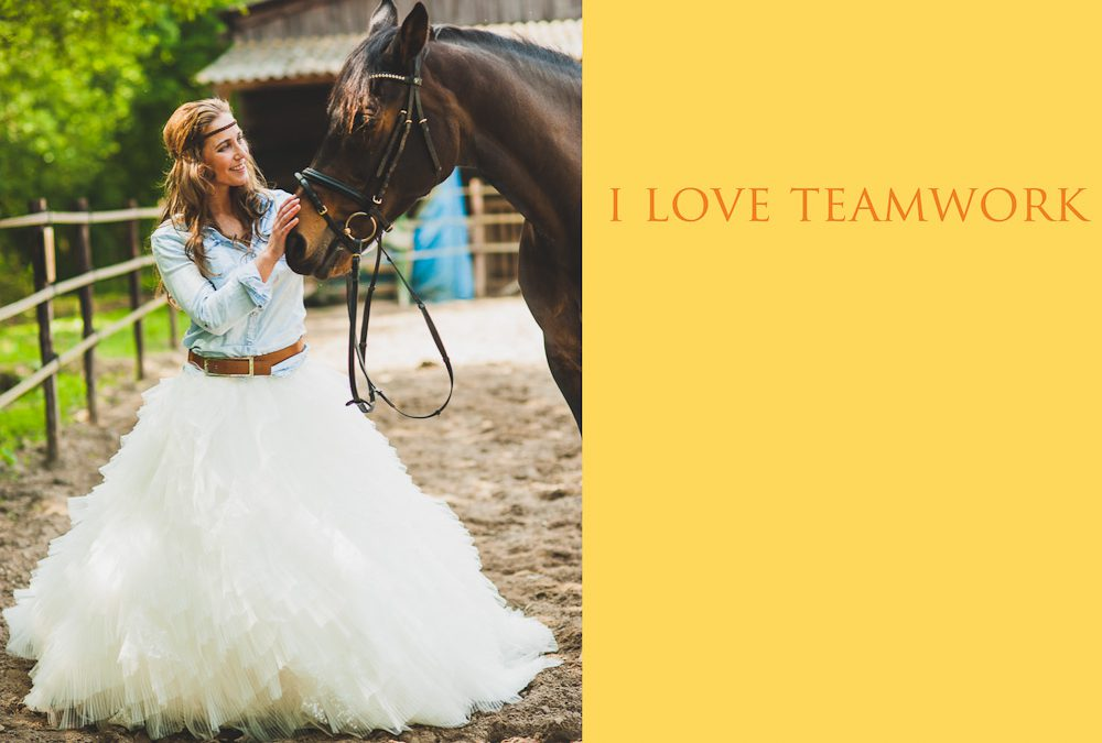 Styled shoot in Cowgirl thema.