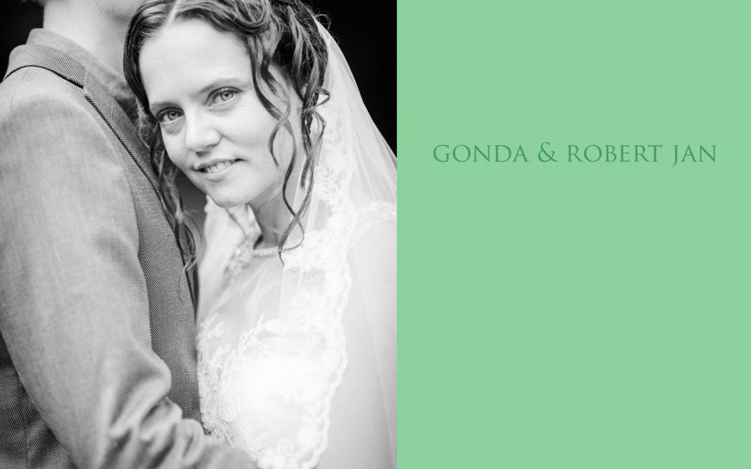 Trouwen in de herfst | Bruiloft van Gonda en Robert-Jan uit Apeldoorn