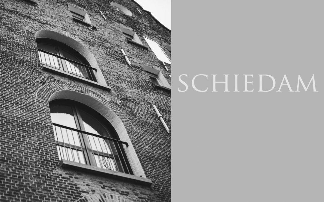 Slenteren door Schiedam