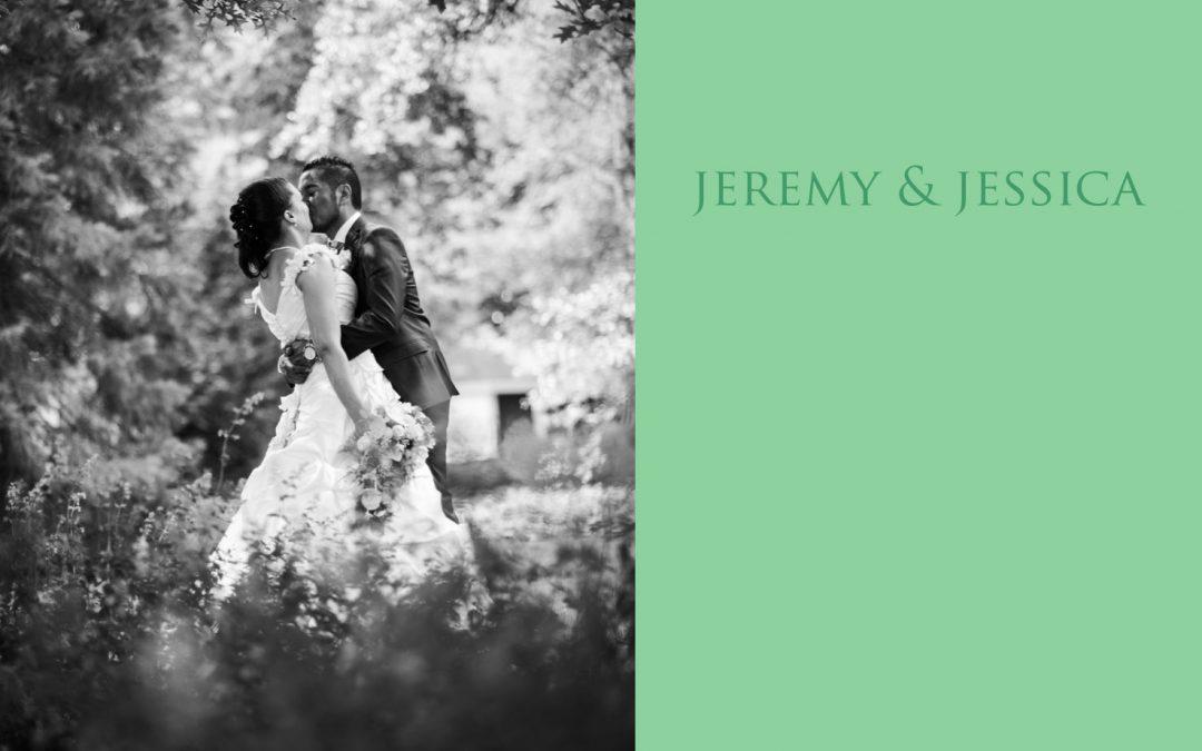 Het Jawoord van Jeremy en Jessica