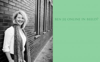 Ben jij online in beeld, zoals je offline bent?
