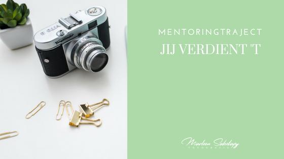 Mentoring voor fotografen
